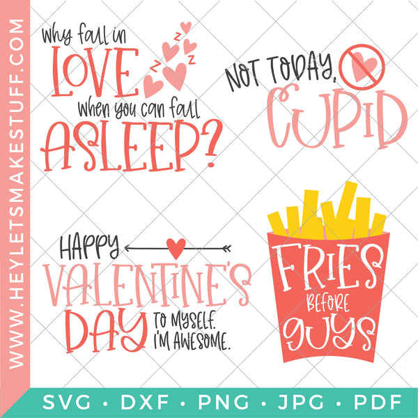 Snarky Valentine's Day Bundle