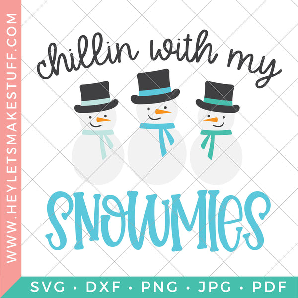 Big Winter Bundle - 30 SVG Files!