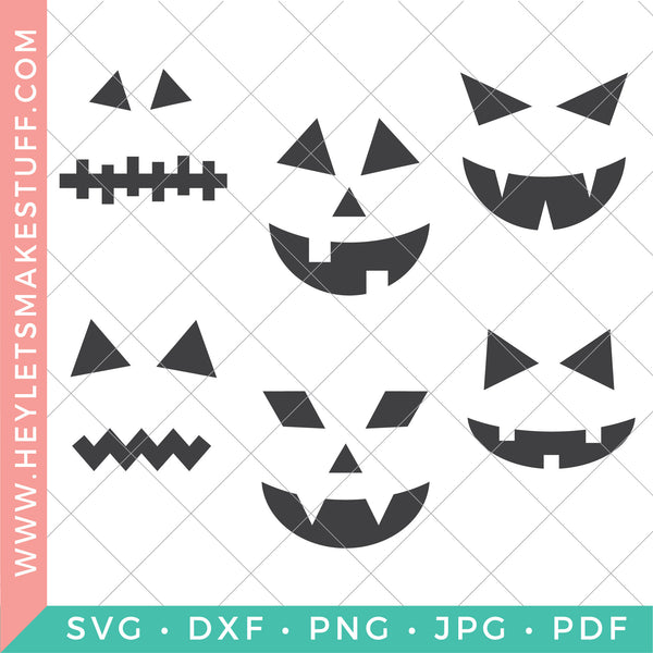 BIG Halloween Bundle - 29 SVG Files!