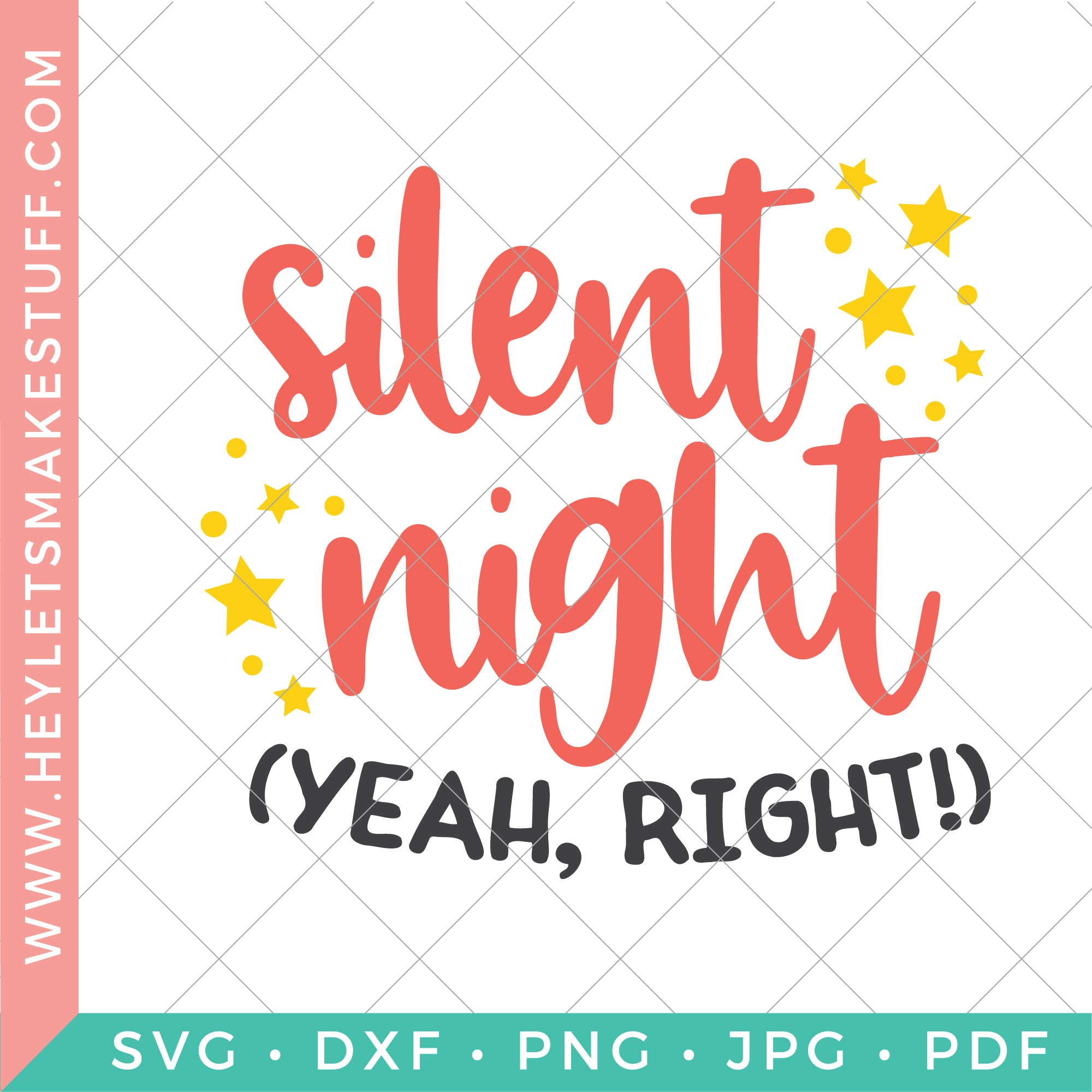 Silent Night (Yeah Right)