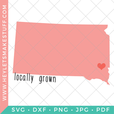 Locally Grown - South Dakota