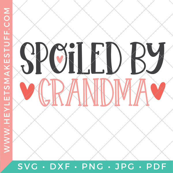 Spoiled by Grandparents Bundle