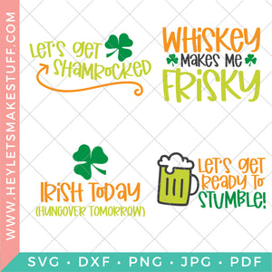 St. Patrick's Day Boozy Bundle