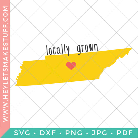 Locally Grown - Tennessee