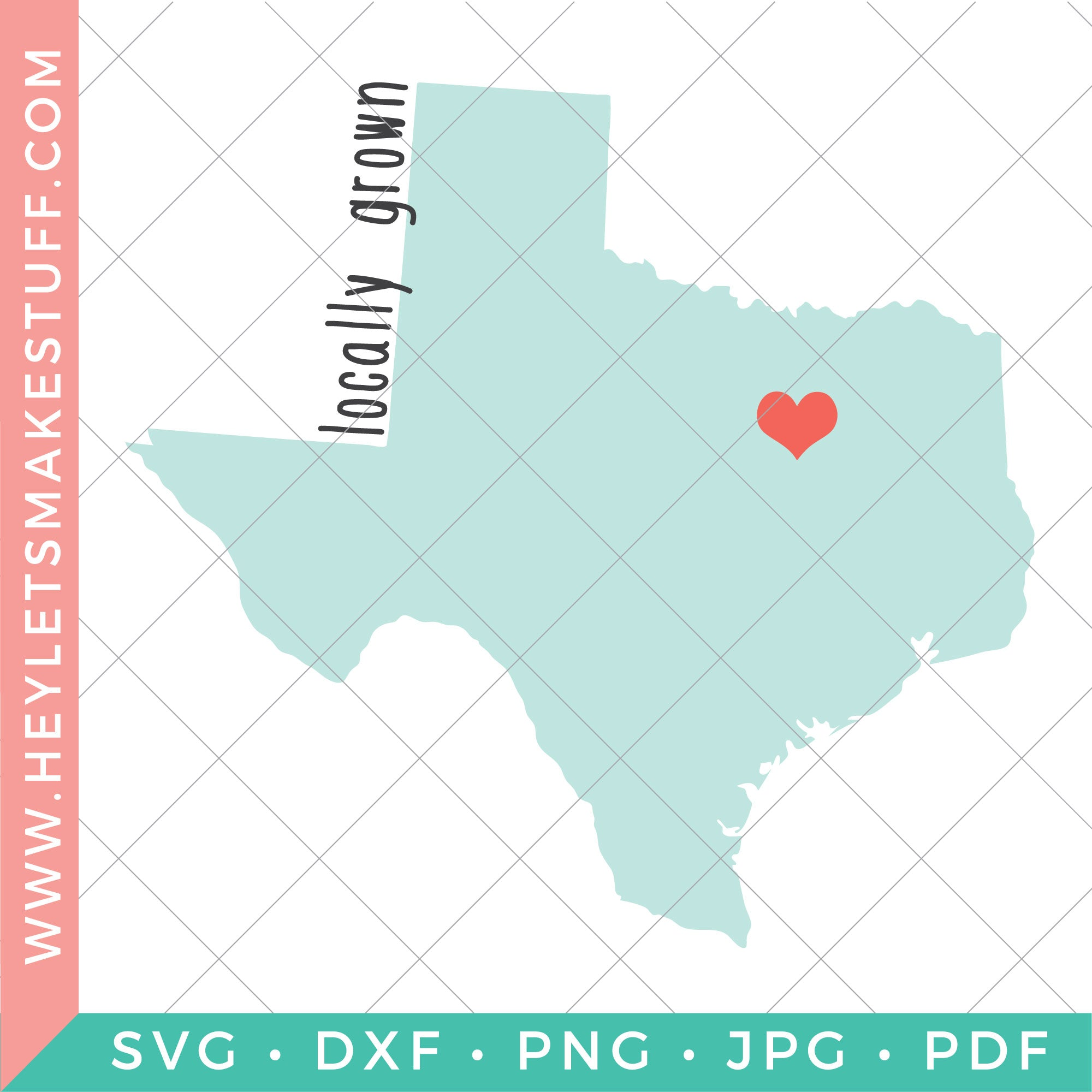 Locally Grown - Texas