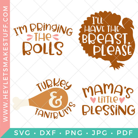 Thanksgiving Baby Bundle