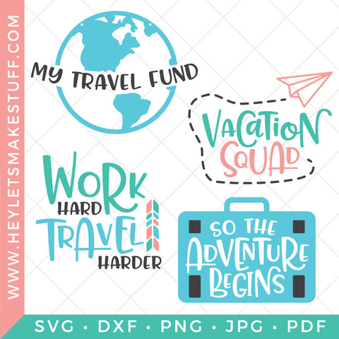 Vacation & Travel Bundle