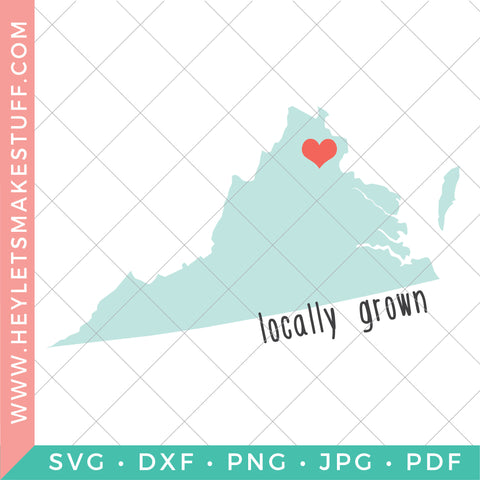 Locally Grown - Virginia