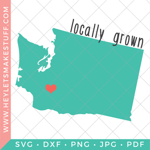 Locally Grown - Washington