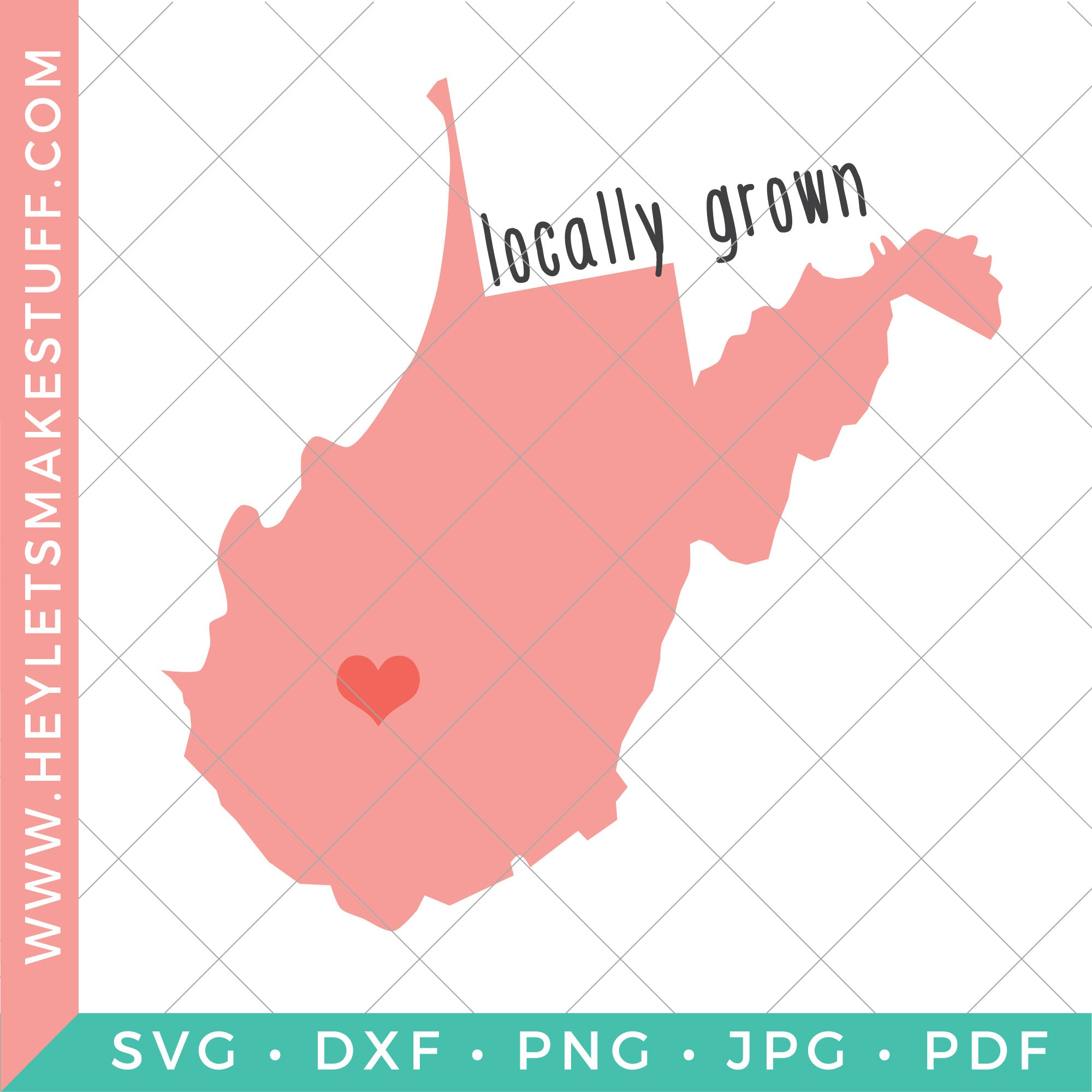 Locally Grown - West Virginia
