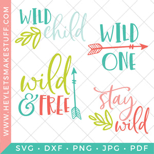 Wild Child Bundle