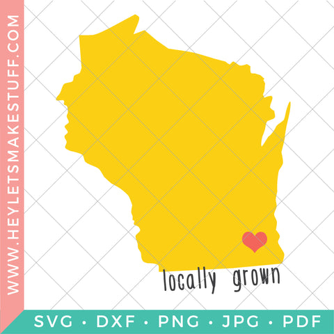 Locally Grown - Wisconsin