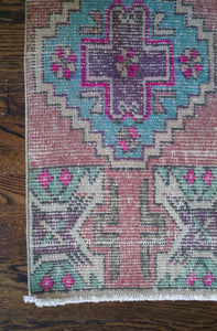 Turkish Mini Rug No.7