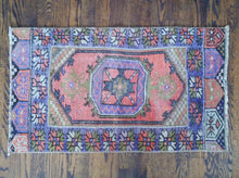 Turkish Mini Rug No.8