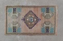 Turkish Mini Rug No.6