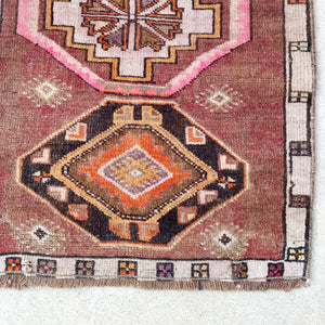 Turkish Mini Rug No.11