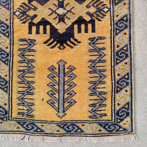 Turkish Mini Rug No.12