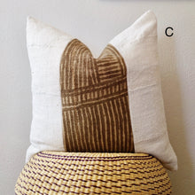 Vintage Mud Cloth Pillow No.1
