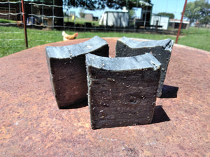 Goat Milk Soap Apple Charcoal