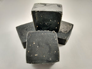 Goat Milk Soap Pine & Charcoal