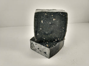 Apple Charcoal Goat Milk Soap