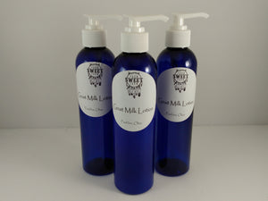 Goat Milk Lotion Peppermint