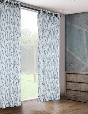 Crossroads Sheer Panels (Sold in Pairs)