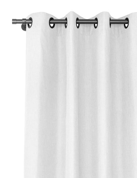 linen blackout curtains