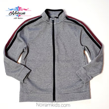 Load image into Gallery viewer, Old Navy Grey Active Boys Jacket Used View 1