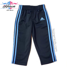 Load image into Gallery viewer, Adidas Baby Boys Black Track Pants Used View 1
