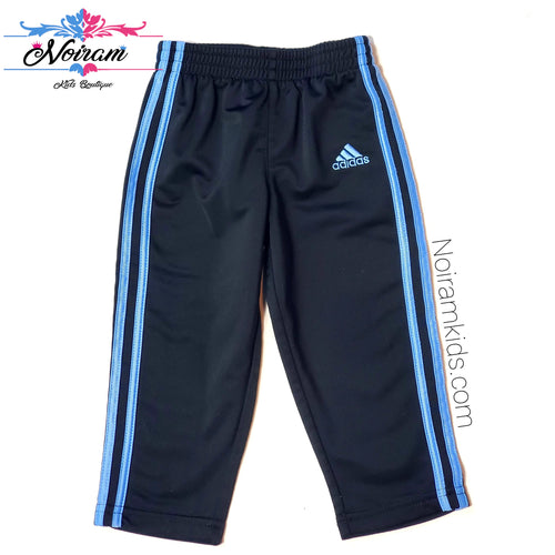 Adidas Baby Boys Black Track Pants Used View 1