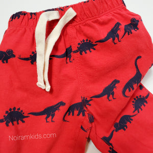 Baby Gap Baby Boy Dinosaur Pants Used View 2