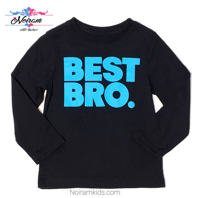 Childrens Boys Place Best Bro Tee 2T Used View 1