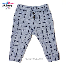 Load image into Gallery viewer, Gymboree Boys Arrow Print Sweatpants Used View 1