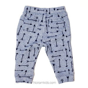 Gymboree Boys Arrow Print Sweatpants Used View 2