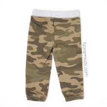 Load image into Gallery viewer, Carters Baby Boy Camo Pants Used View 2