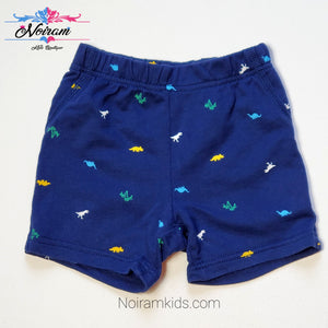 Carters Baby Boys Dino Print Shorts Used View 1