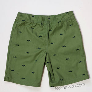 Carters Boys Sunglass Print Shorts 5T Used View 2