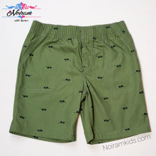 Load image into Gallery viewer, Carters Boys Sunglass Print Shorts 5T Used