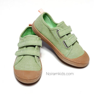 Cat Jack Green Velcro Shoes Size 11 Used View 2