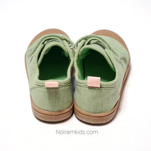 Cat Jack Green Velcro Shoes Size 11 Used View 3
