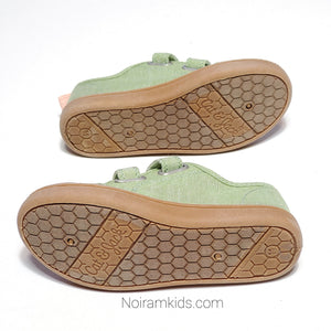 Cat Jack Green Velcro Shoes Size 11 Used View 4