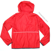 Load image into Gallery viewer, Champion Red Lightweight Boys Jacket Used View 3