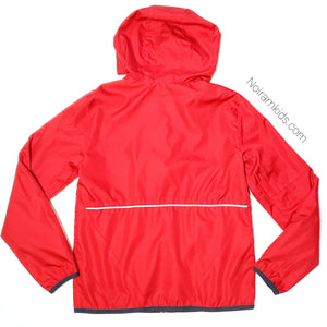 Champion Red Lightweight Boys Jacket Used View 3