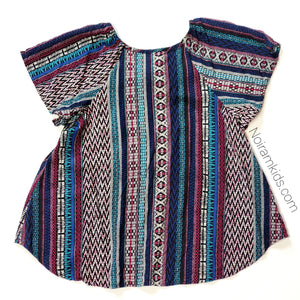 Exhilaration Girls Boho Top Used View 2