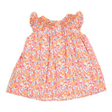 Load image into Gallery viewer, Peek Kids Girls Floral Dress Bloomer Set 3M Used View 2