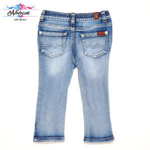 7 For All Mankind Boys Jeans 18M Used View 2