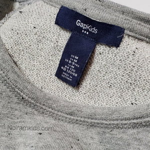 Gap Girls Grey Sweater Dress Used View 3