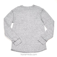 Load image into Gallery viewer, Old Navy Grey Boys Thermal Shirt Size 8 Used View 2