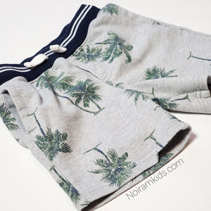 Oshkosh Bgosh Palm Tree Boys Shorts 24M Used View 2